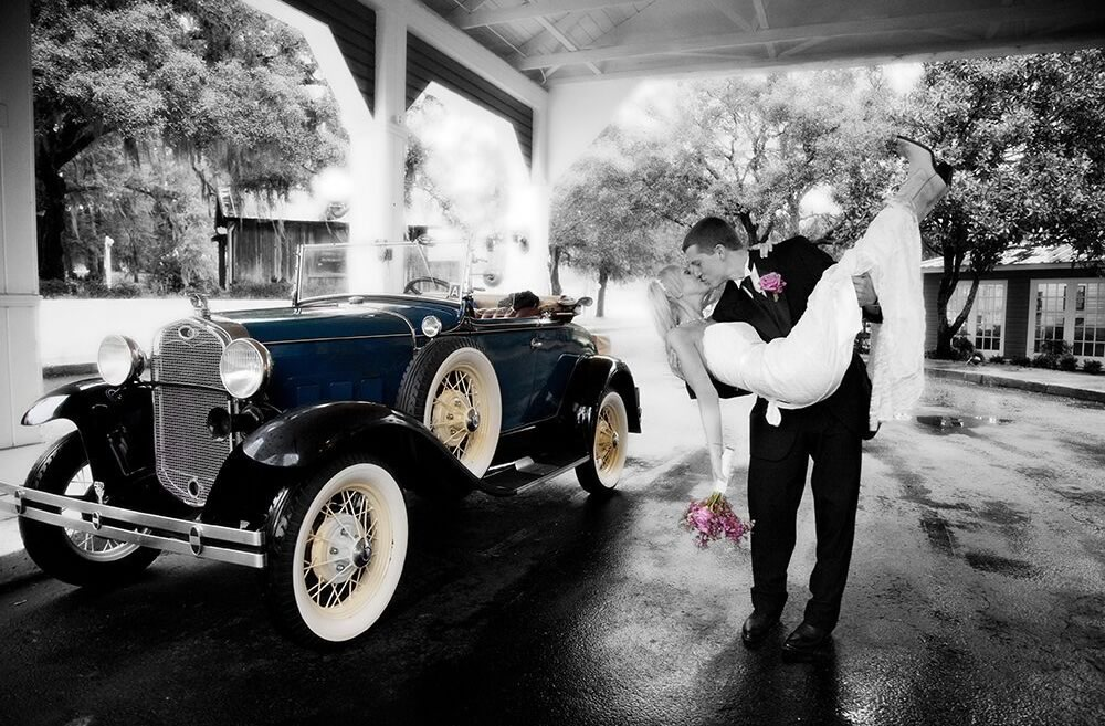 Orlando Florida Wedding Photographers Rainy Wedding Tips